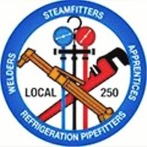 pipefitters union logo