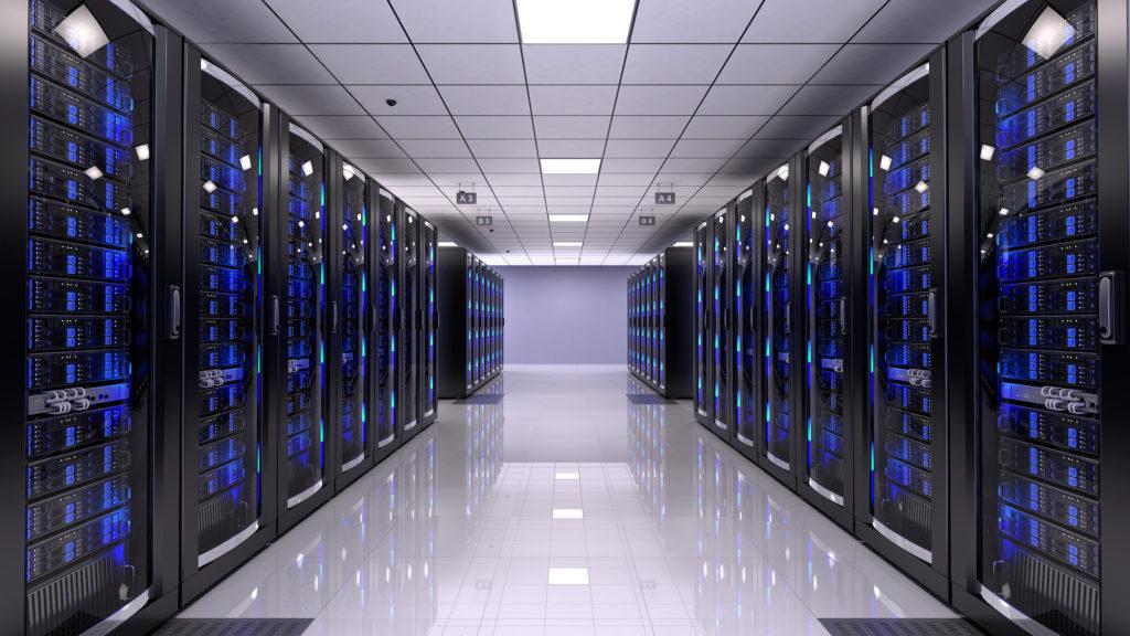 HVAC in a data center