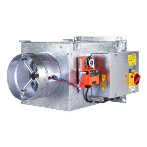 HVAC VAV Box