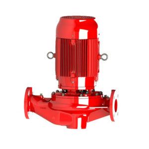 HVAC water pump system